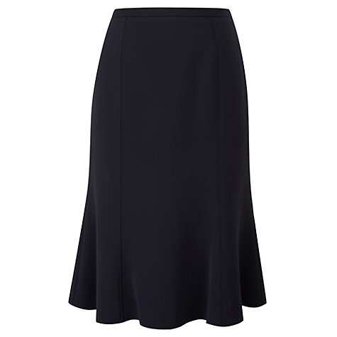 Buy Viyella Rochette Skirt, Navy Online at johnlewis.com