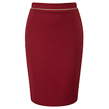 Buy Viyella Pencil Skirt, Berry Online at johnlewis.com