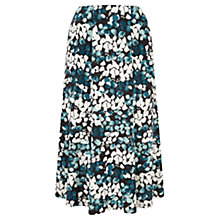 Buy CC Foxglove Print Skirt, Multi Online at johnlewis.com