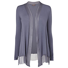Buy Phase Eight Made in Italy Patsy Cardigan, Slate Blue Online at johnlewis.com
