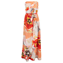Buy Coast Capporelle Maxi Dress, Multi Online at johnlewis.com