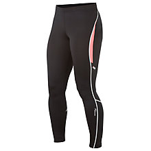 Buy Saucony Omni LX Tights, Black/Pink Online at johnlewis.com