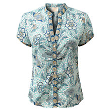 Buy East Manchu Blouse, White Online at johnlewis.com