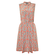 Buy NW3 by Hobbs Constable Dress, Champagne Online at johnlewis.com