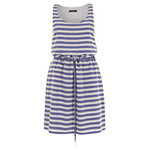 Buy Mint Velvet Striped Dress Online at johnlewis.com