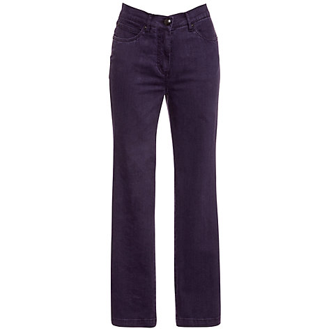 Buy Zaffiri Mandy Straight Leg Jeans Online at johnlewis.com