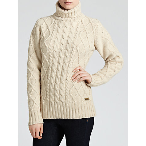 Buy Barbour Kellas Polo Jumper Online at johnlewis.com