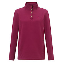 Buy Barbour Inglefield Sweater, Juniper Online at johnlewis.com