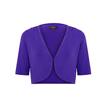 Buy Alexon Short Sleeve Bolero Online at johnlewis.com
