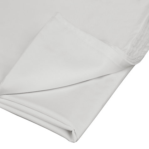 Buy John Lewis Polycotton Easycare Flat Sheet Online at johnlewis.com
