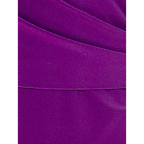 Buy Alexon Wrap Maxi Dress, Purple Online at johnlewis.com