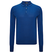 Buy John Smedley Cotswold Merino Polo Shirt Online at johnlewis.com