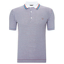 Buy John Smedley Marius Slim Fit Polo Shirt Online at johnlewis.com
