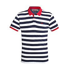 Buy Levi's Portsmouth Polo Shirt, Jester Red Online at johnlewis.com