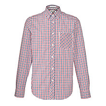 Buy Ben Sherman Classic Check Long Sleeve Shirt Online at johnlewis.com