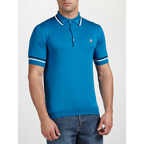 Buy John Smedley Cambourne Slim Fit Polo Shirt Online at johnlewis.com