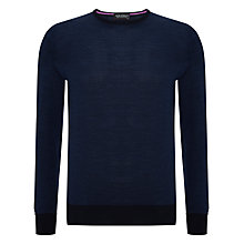 Buy John Smedley Tansley Striped Wool Jumper Online at johnlewis.com