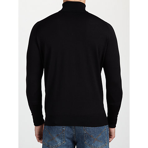 Buy John Smedley Richards Roll Neck Jumper Online at johnlewis.com