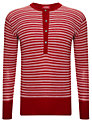 John Smedley Signature Striped Wool Jumper