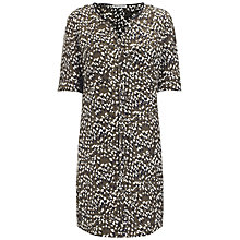 Buy Whistles Scattered Petal Dress, Multi Online at johnlewis.com