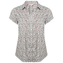 Buy White Stuff Short Sleeve Shirt, Sweet Sorbet Online at johnlewis.com