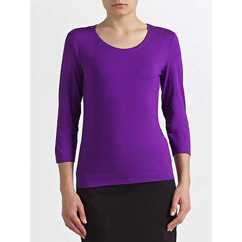 Buy COLLECTION by John Lewis Kelly 3/4 Sleeve Top Online at johnlewis.com