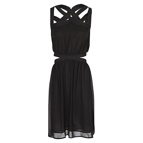 mango criss cross dress at john lewis now reduced to. Black Bedroom Furniture Sets. Home Design Ideas