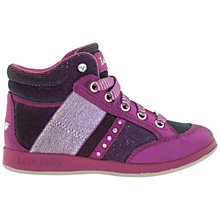 Buy Lelli Kelly Light Up California Boots, Fuchsia Online at johnlewis.com