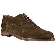 Buy John Lewis Burton Storm Brogue Shoes Online at johnlewis.com