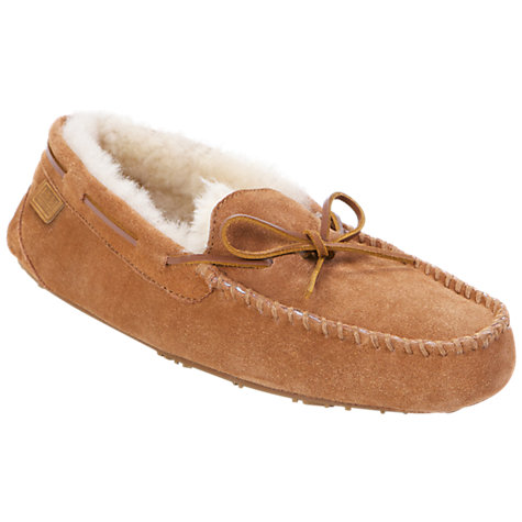Buy Just Sheepskin Torrington Slippers Online at johnlewis.com