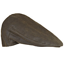 Buy Barbour Wax Sylkoil Cap, Olive Online at johnlewis.com