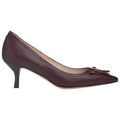 Buy L.K. Bennett Jillie Court Shoes Online at johnlewis.com
