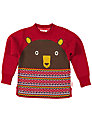 Tootsa MacGinty Bear Knit Jumper, Multi
