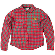 Buy Tootsa Macginty Selwood Checked Shirt, Red Online at johnlewis.com
