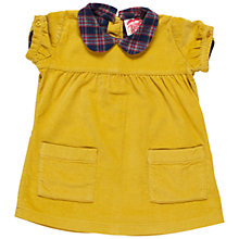 Buy Tootsa MacGinty Corduroy Dress, Mustard Online at johnlewis.com