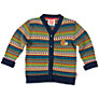 Buy Tootsa MacGinty Sherwood Fair Isle Cardigan, Blue/Multi Online at johnlewis.com