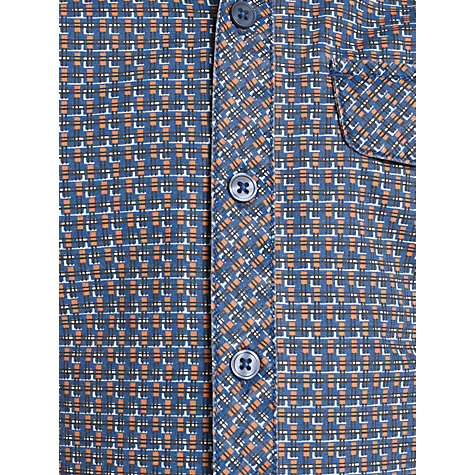 Buy Kin by John Lewis Boys' Window Print Shirt, Navy/Multi Online at johnlewis.com