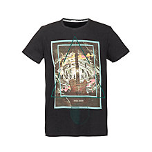 Buy Ben Sherman Crew Neck Guitar T-Shirt Online at johnlewis.com
