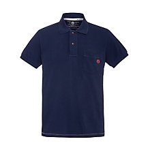 Buy Replay Clean Short Sleeve Polo Shirt Online at johnlewis.com