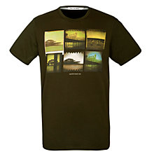 Buy Ben Sherman Brighton Collage T-Shirt Online at johnlewis.com