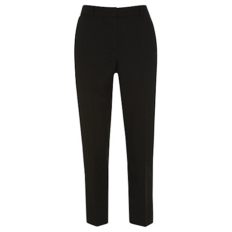 Buy Mint Velvet Stretch Capri Trousers Online at johnlewis.com