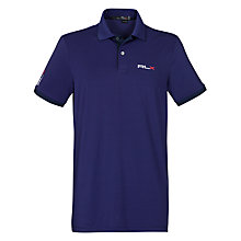 Buy Ralph Lauren RLX Golf Airflow Polo Shirt Online at johnlewis.com