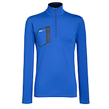 Buy Ralph Lauren RLX Golf Half Zip Jersey Top Online at johnlewis.com