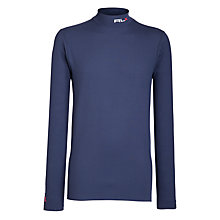 Buy Ralph Lauren RLX Golf Long Sleeve Jersey Mockneck Online at johnlewis.com