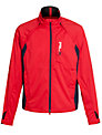 Ralph Lauren RLX Golf Convertible Windbreaker Jacket, Red
