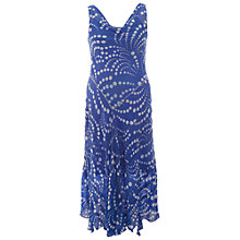Buy Chesca Cinderella Spot Dress, Marine Online at johnlewis.com