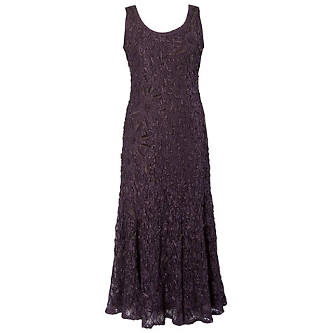 Buy Chesca Lace Cornelli Dress, Haze Online at johnlewis.com
