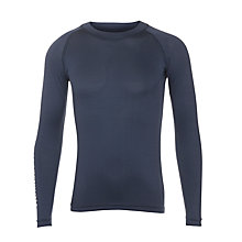 Buy Hornsby House School Unisex Baselayer, Navy Blue Online at johnlewis.com