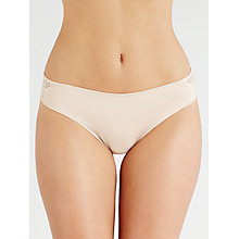 Buy John Lewis Lace Back Briefs Online at johnlewis.com