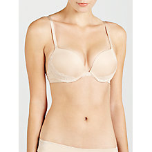 Buy John Lewis Marilyn Push Up Bra Online at johnlewis.com